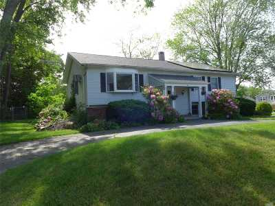 Coram Single Family Home For Sale: 2 Hallowell Ln