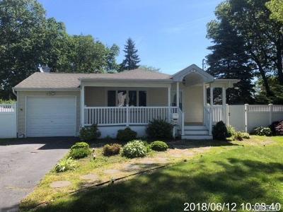 Bay Shore Single Family Home For Sale: 3 Meier Pl