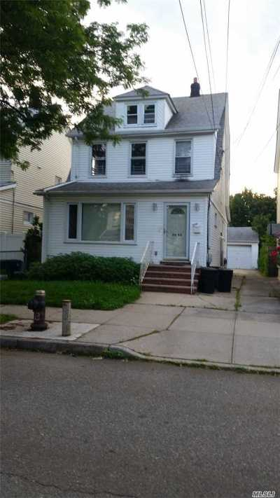 Bellerose, Glen Oaks Multi Family Home For Sale: 88-46 237th St