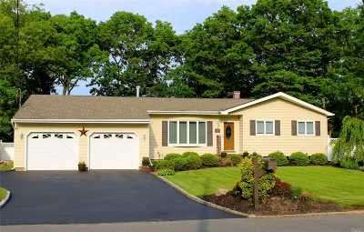 Pt.jefferson Sta Single Family Home For Sale: 39 Junard Blvd