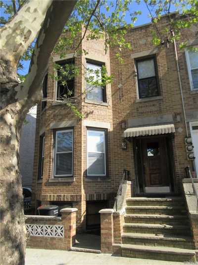 Ridgewood Multi Family Home For Sale: 60-48 Gates Ave