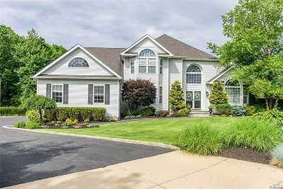 Miller Place Single Family Home For Sale: 5 Bayberry Ct