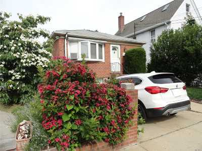 Single Family Home For Sale: 22-22 98th St