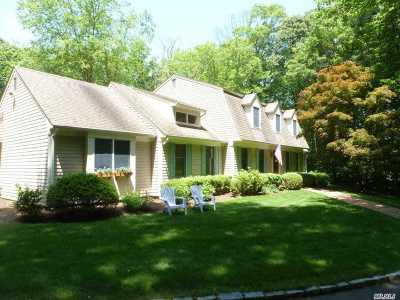 Wading River Single Family Home For Sale: 14 Randall Rd