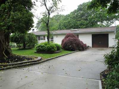 Selden Single Family Home For Sale: 44 Abinet Ct