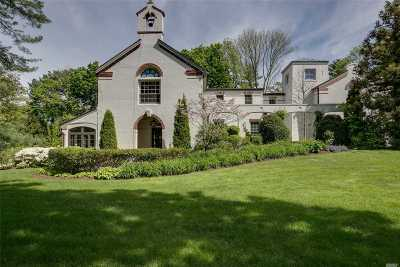 Old Westbury Single Family Home For Sale: 45 Clock Tower Ln