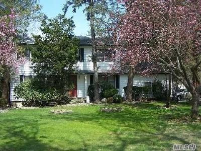 Smithtown Single Family Home For Sale: 19 Aberdeen Rd
