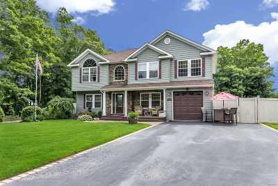 Ronkonkoma Single Family Home For Sale: 16 Washington Ave