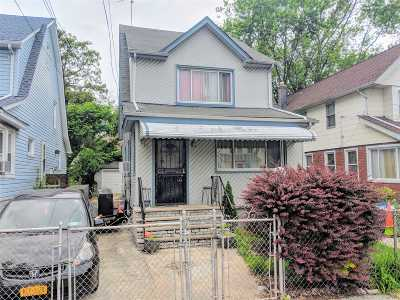 Jamaica Single Family Home For Sale: 118-36 200th St