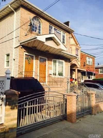Jamaica Multi Family Home For Sale: 97-25 Cresskill Pl