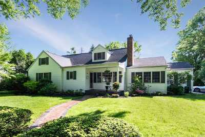 Westbury Single Family Home For Sale: 24 Marlboro Rd