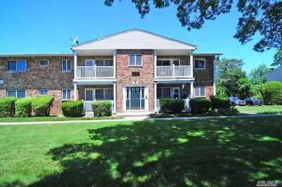 central Islip Condo/Townhouse For Sale: 55 Adams Rd #2F
