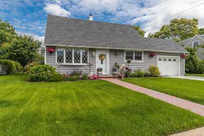 Oceanside Single Family Home For Sale: 386 Evans Ave