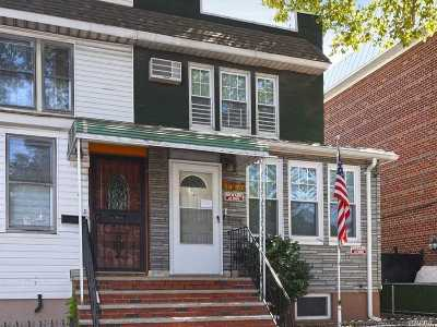 Maspeth Single Family Home For Sale: 59-67 59th Pl