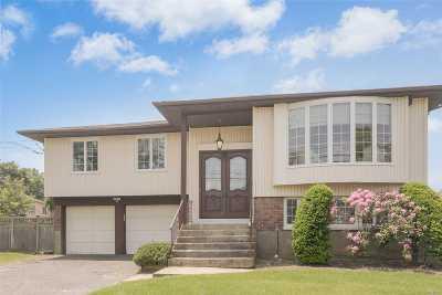Merrick Single Family Home For Sale: 2872 Beach Dr
