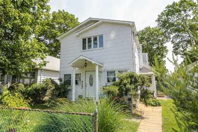 Copiague Single Family Home For Sale: 304 Beachview St