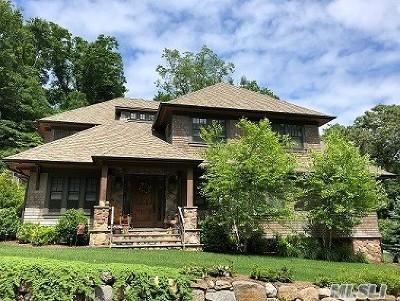 Centerport Single Family Home For Sale: 78 Lone Oak Dr