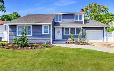 N. Babylon Single Family Home For Sale: 13 Thomas Dr