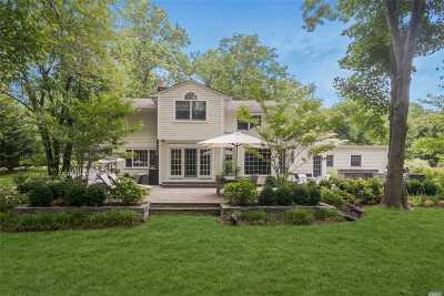 Roslyn Single Family Home For Sale: 10 Montrose Dr