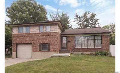 Hicksville Single Family Home For Sale: 27 Tudor Rd