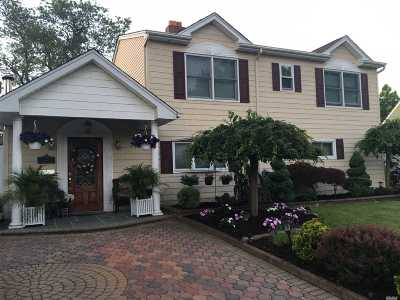 Levittown Single Family Home For Sale: 22 Elbow Ln
