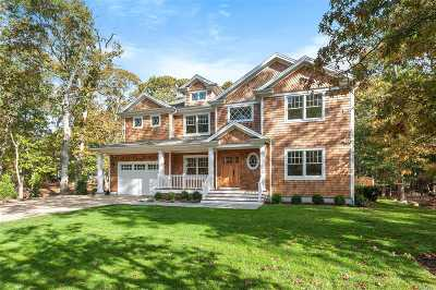 East Hampton Single Family Home For Sale: 172 Springy Banks Rd