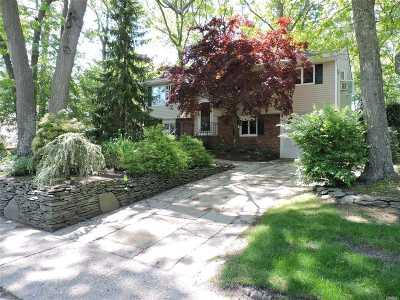 East Islip Single Family Home For Sale: 14 Oakwood Hills Dr