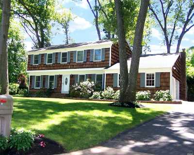 Setauket NY Single Family Home For Sale: $549,000