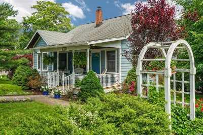 Port Jefferson Single Family Home For Sale: 118 Arlington Ave