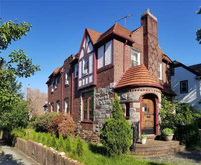 Bayside Single Family Home For Sale: 48-01 216th St