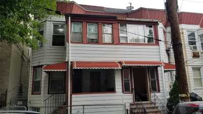 Elmhurst Single Family Home For Sale: 90-61 E 51st Ave