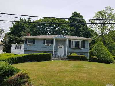 Huntington Single Family Home For Sale: 71 Woodhull Rd