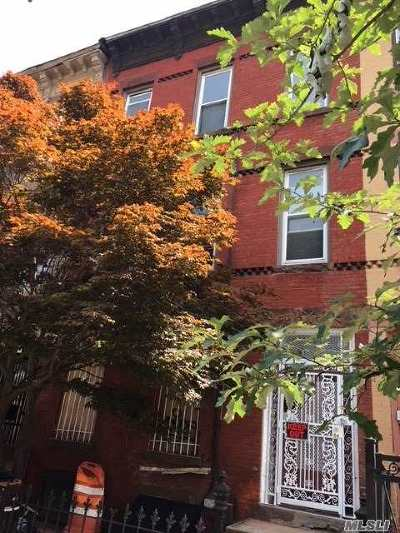 Brooklyn Multi Family Home For Sale: 89 Rockaway Ave