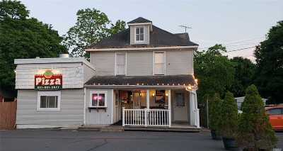 Eastport Multi Family Home For Sale: 491 Montauk Hwy