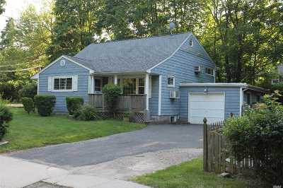Setauket NY Single Family Home For Sale: $379,000
