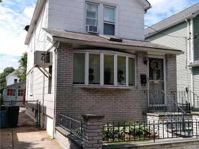 Ozone Park Single Family Home For Sale: 92-28 Silver Rd