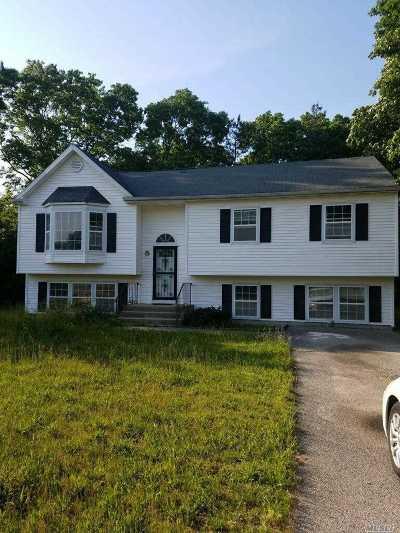Coram Single Family Home For Sale: 3 Teller Ave