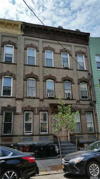 Ridgewood Multi Family Home For Sale: 686 Onderdonk Ave