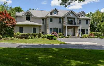 Old Westbury Single Family Home For Sale: 1 Waverly Rd