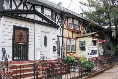 Woodhaven Single Family Home For Sale: 86-38 76th St
