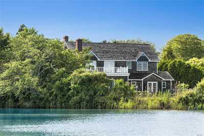 East Hampton Single Family Home For Sale: 81 Ocean Ave