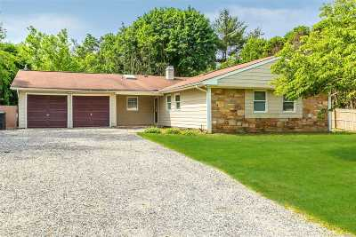 Stony Brook Single Family Home For Sale: 4 Millbrook Dr