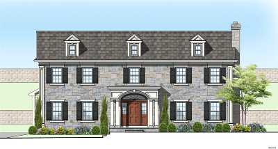 Manhasset Single Family Home For Sale: 122 Plymouth Ct