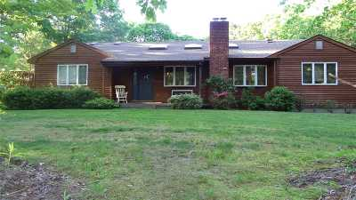 Wading River Single Family Home For Sale: 30 Barnes Rd