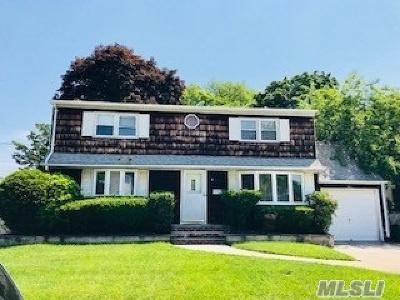 Hicksville Single Family Home For Sale: 47 Salem Rd