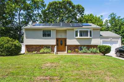central Islip Single Family Home For Sale: 27 Sycamore St