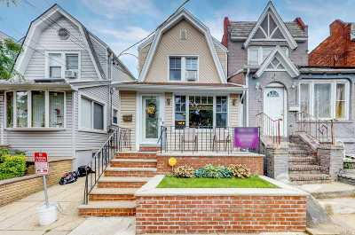 Ozone Park Single Family Home For Sale: 107-26 88th St