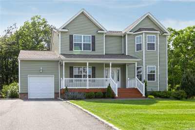 Ridge Single Family Home For Sale: 8 Kamoy Dr