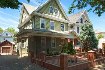 Woodhaven Multi Family Home For Sale: 91-15 86th Ave