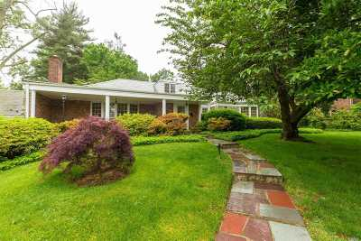 Great Neck Single Family Home For Sale: 2-4 Crosswood Rd